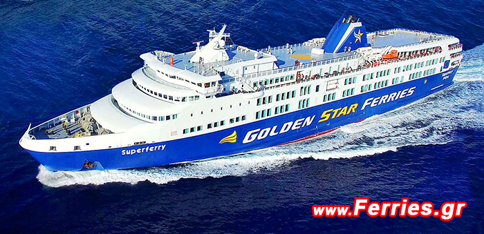 Golden Star Ferries