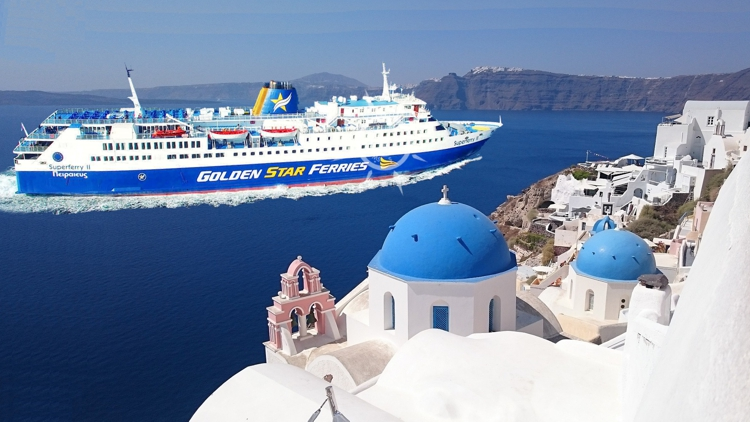 One Day Cruise to Santorini with