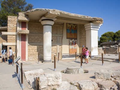 Knossos Palace, Lasithi Plateau Excursion