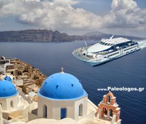 Santorini Island 1 Day from Rethymno